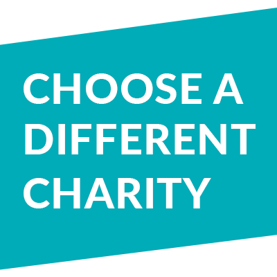 Choose a different charity